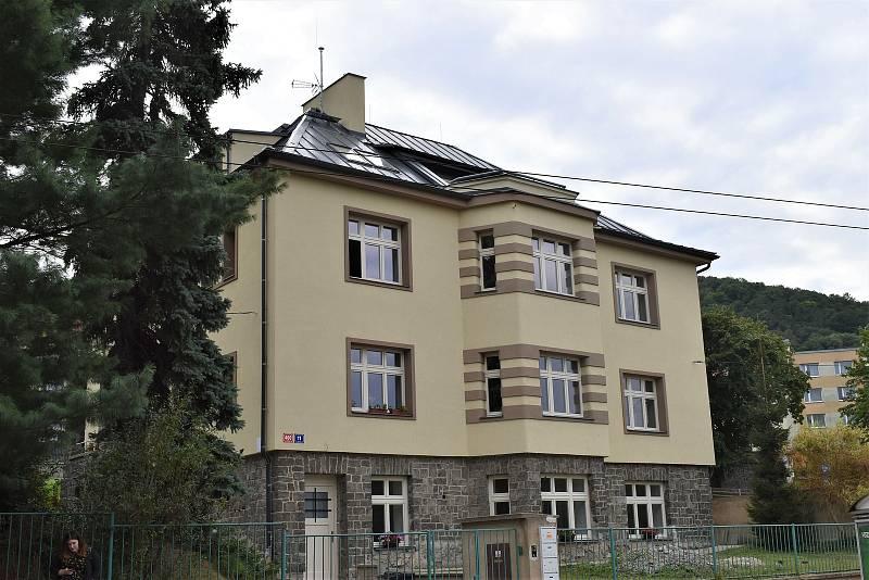 Komunitní nadace má nové sídlo na ústeckém Střekově.