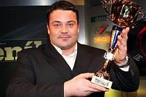 Martin Košnar uspěl i v loňském ročníku ankety Deníku o Nejúspěšnějšího sportovce Ústecka.