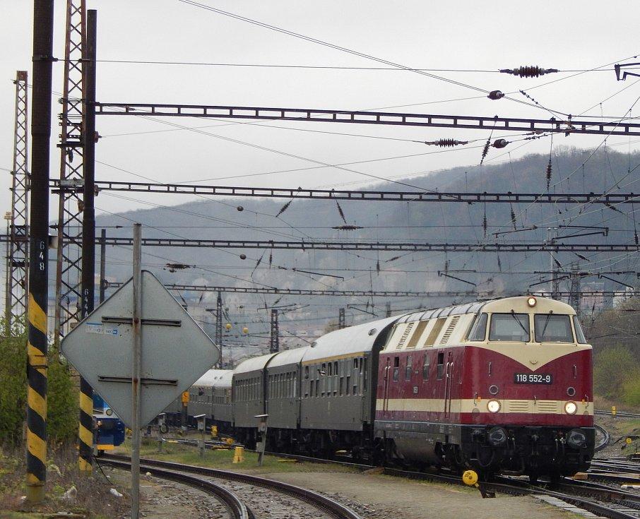 Od pátku do neděle se v Drážďanech konal festival parních lokomotiv pod názvem 11. Dresdner Dampfloktreffen.