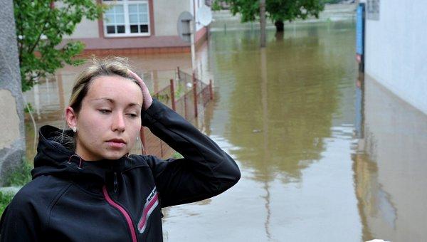 Situace ve Vaňově, čtvrtek 6.června 2013.