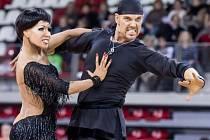 44. mezinárodní tanečního festival (MTF), který bude hostit klíšská sportovní hala Sluneta.