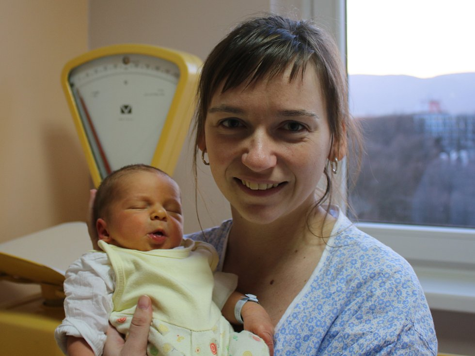 Vojtěch Bareš se narodil v ústecké porodnici 13. 3. 2017 (2.13) Monice Barešové. Měřil 52 cm, vážil 3,34 kg.