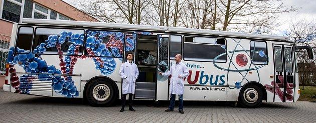 Výukový autobus snázvem EDUbus