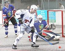 Ústečtí hokejbalisté zvládli víkednové zápasy dle představ, v duelech s Karvinou i Opavou zvítězili.