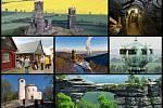 Poznáte nejvýraznější památky Ústeckého kraje?