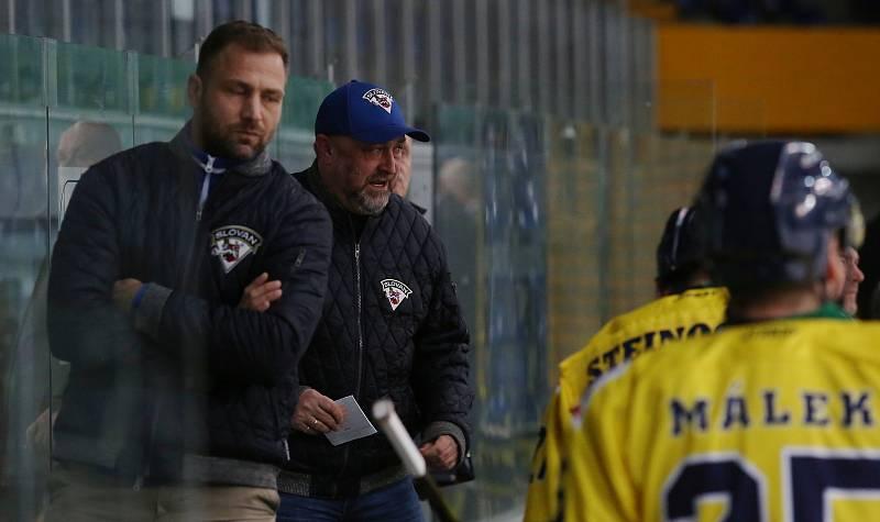 Jaroslav Roubík a Tomáš Mareš