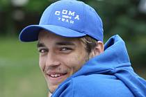 Hokejista Slovanu Roman Navarra hraje i hokejbal za Coma Team a futsal za Sampdorii.
