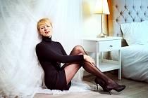 Renata Drössler bude v neděli zpívat v muzeu písně Marlene Dietrich.