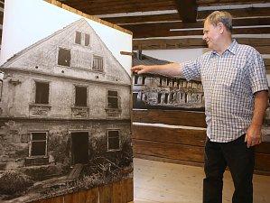 V Zubrnickém skanzenu probíhá výstava Zmizelé Ústecko.