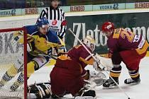 Semifinálová série pokračuje. Ústečtí hokejisté se o víkendu představí na ledě Jihlavy.