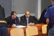 Marcel Cichý si vyslechl rozsudek.