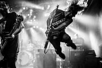 Punková kapela Houba.
