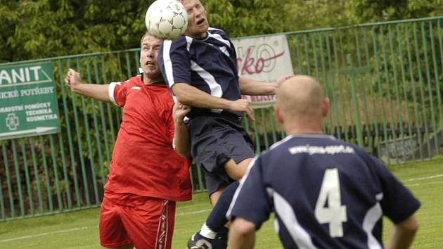 Fotbalisté Střekova porazili doma Chomutov 1:0