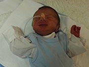 Jan Fürst se narodil v ústecké porodnici 16.11.2016 (19.30) Jitce Fürstové. Měřil 41 cm, vážil 1,87 kg.