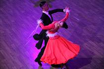 Latinské tance. Ilustrační snímek.