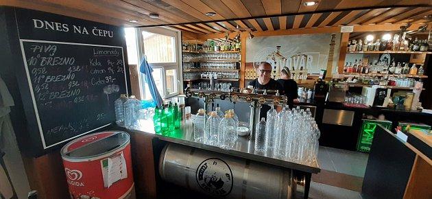 Lukáš Konečný a restaurace Eden vÚstí nad Labem