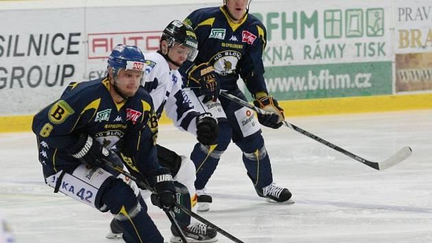 Havířov z Ústí odcestoval s porážkou 2:0.