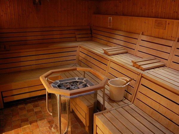 Sauna vzimě povzbudí. Ilustrační foto.