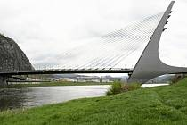 Mariánský most v Ústí nad Labem.