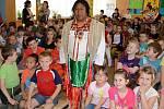 Putování za indiány a faunou Ameriky.