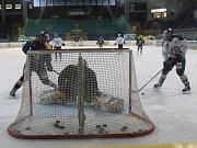 Ústečtí hokejisté zahájili přípravu na ledě