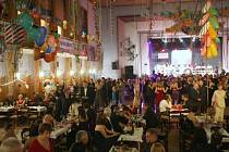 Ples Ústečanů v kulturním domě
