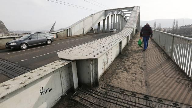 Most Edvarda Beneše v Ústí nad Labem