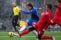 Ústečtí fotbalisté se v generálce na start druholigové soutěže střetnou s Chomutovem.