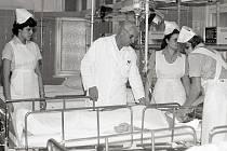 Ústecká nemocnice si prošla řadou změn. Za první republiky patřila ke špičce v celém Československu.