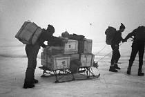 Z expedice teplických horolezců na Špicberky v roce 1968