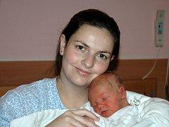 Edna Řeháková, porodila v ústecké porodnici dne 13. 11. 2011 (12.29) syna Romana (50 cm, 3,3 kg).