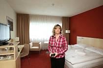 Slavnostní otevření hotelu Clarion se plánuje na květen, nicméně již nyní je možné se ubytovat.