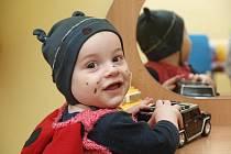 V Mateřském centru YMCA se konal dětský karneval.