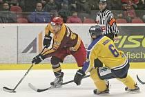 Ani ve druhém zápase v Jihlavě Slovan v nastaveném čase neuspěl.