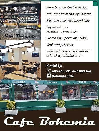 Café Bohemia.