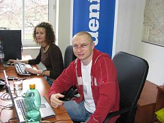 Boxer Lukáš Konečný odpovídal on-line v Ústeckém deníku.