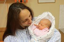 Anna Šustrová se narodila Renatě Šustrové z Telnice 1.ledna v 17.55 hod. v ústecké porodnici. Měřila 47 cm a vážila 3,02 kg