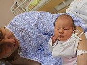 Veronika Kozlovská se narodila Vendule Kozlovské z Teplic 16.ledna ve 2.24 hod. v ústecké porodnici. Měřila 51 cm a vážila 3,82 kg