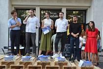 Veřejný sál Hraničář dal Ústí časopis zdarma