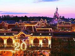 Disneyland Paříž.