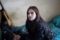 Klaudia Dudová, představitelka hlavní role v novém filmu z romského prostředí Cesta ven.