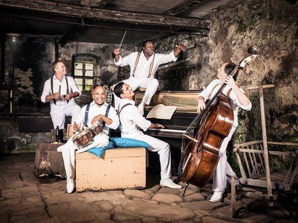 Jazzový festival se blíží.