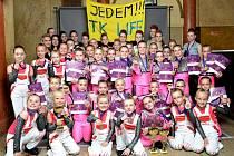 Natěrači a Autoopravna tančili v Lucerně.