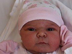 Eliška Matějčková se narodila v ústecké porodnici 28.4.2015 (12.53) Kateřině Matějčkové. Měřila 54 cm, vážila 4,05 kg.