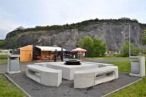 Nové veřejné grilovací místo na Střekově