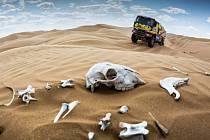 Na ruské Silk Way Rally si vedli dobře zástupci týmu KM Racing, kteří používají motory Gyrtech od roudnické Buggyry.