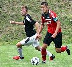předkolo MOL Cup, Brná-Zbuzany, 16.7.2017Kordiak a Králík (vpravo)(foto: Deník/Rudolf Hoffmann)