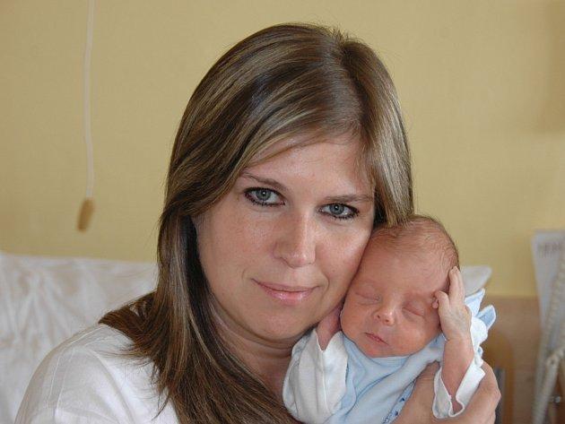 Pavlína Lastovková, porodila v ústecké porodnici dne 4. 5. 2012 (17.20) syna Vojtěcha (48 cm, 2,39 kg).