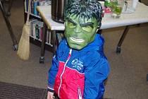 Čarodějnický slet se konal v Severočeské vědecké knihovně.