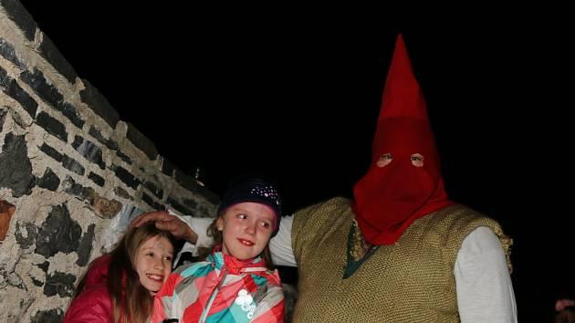 Halloween v Ústeckém podzemí.